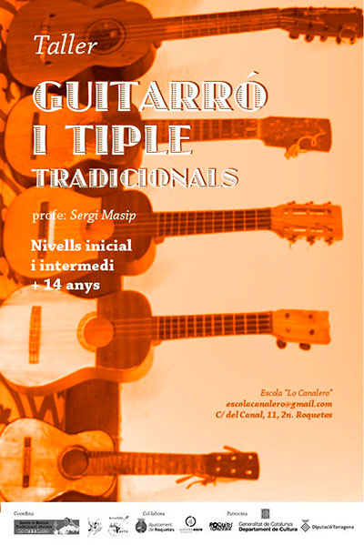 Guitarró i Tiple Tradicionals